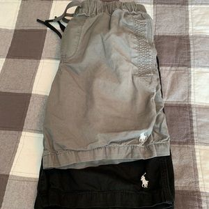 Boy's Polo Shorts (2 Pair) Size S in EUC